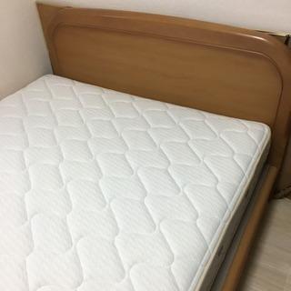 セミダブルベッド、マットレス
