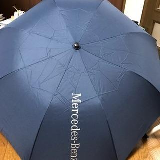 折畳み傘 ベンツ