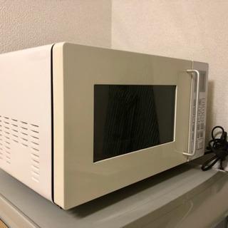 ▪️オーブンレンジ 無印良品(東芝)パイプ型取っ手 M-E10C