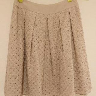 ANAYIのフレアスカート