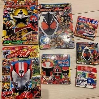 仮面ライダー  戦隊  トミカ