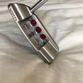 ゴルフパター スコッティキャメロン