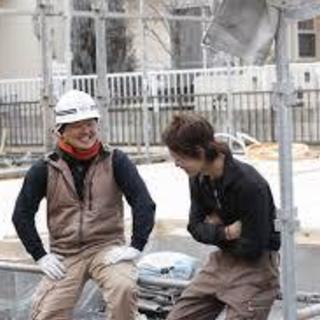 【日払い】土木作業員、軽作業作業員 募集中【個人寮完備、食事3食付き】