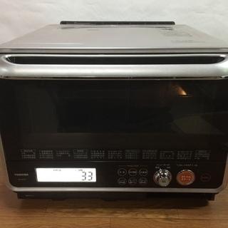 TOSHIBA 石窯ドーム過熱水蒸気オーブンレンジ ER-JD3...