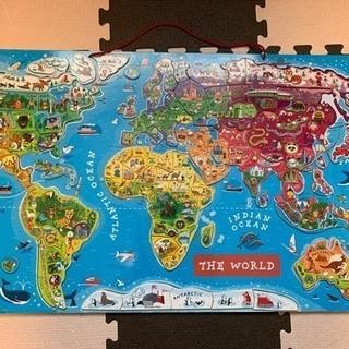 パズル 世界地図 マグネット(Janos) ジャーノ マグネット...