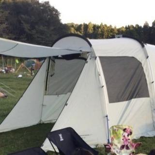 ロゴス LOGOS キャンプ ツールーム テント グランベーシッ...