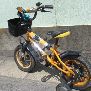 12インチ幼児用自転車