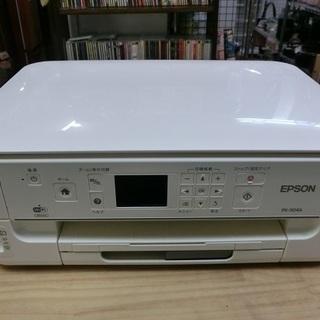 EPSON 複合機 PX-504A ホワイト 2014年製 中古品