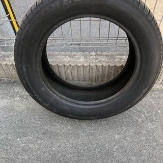 未使用タイヤ1本  215/60R17