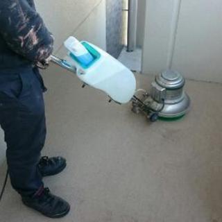 ビル・マンション・店舗等の清掃