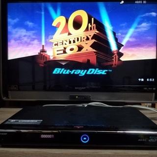 ☆人気のW録画&500GB♪ シャープAQUOS BD-HDW75☆