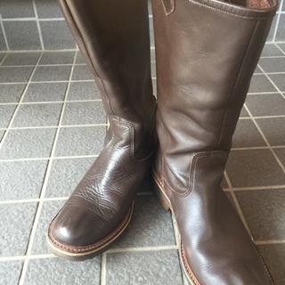 MODE KAORI 茶色ブーツ