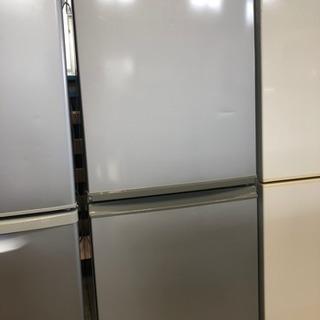 値下げ!2ドア冷蔵庫 シャープ 2008