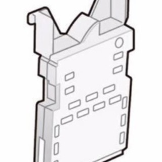 パナソニック 空気清浄機 次亜塩素酸水 電極ユニット 品番:FK...