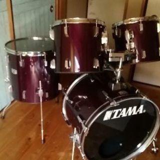 [予定者きまりました]TAMA ドラム ROCKSTAR-DX バ...