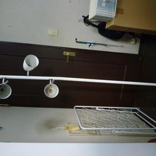 ニトリ照明スタンド ハイタイプ 照明角度自在に調節