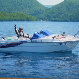 プレジャーボート ヤマハSRV17 売ります