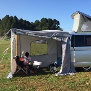 ハイエース ハッチバック用テント