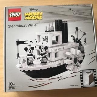 【新品未開封】レゴ 蒸気船ウィリー ディズニー