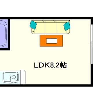 【マスターズレジデンス桜川Ⅱ】6号タイプ!1LDKタイプ!ギューン...