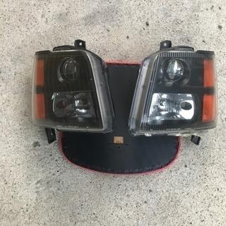 MC21SワゴンR RR純正ヘッドライト