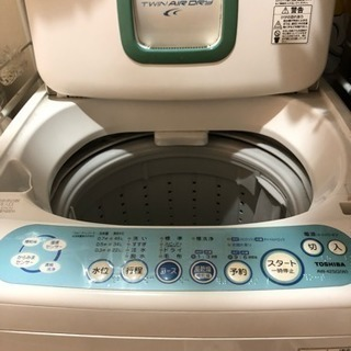 洗濯機 【お渡し決まりました】