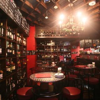 【バルマルエスパーニャ松戸店】松戸駅歩いて5分以内。スペイン居酒屋...