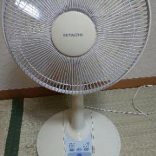 扇風機 ホワイト