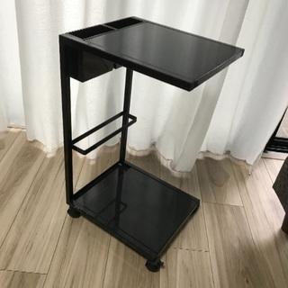 サイドテーブル  ソファ横 ラック