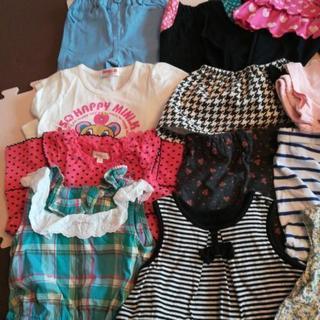 女の子服  フリマ開催します 70~100