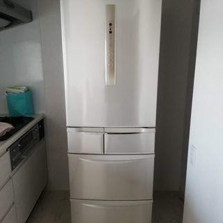 パナソニック 426L 5ドア冷蔵庫 ECO NAVI エコナビ ...