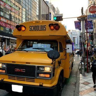 普通免許可!!PRスクールバスのドライバー!!