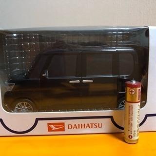 【非売品】タントカスタム プルバックカー  黒色