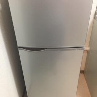 美品!2016年製 シャープ 冷蔵庫!