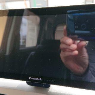 PanasonicゴリラCN-GP720VDフルフラットクリア画面...