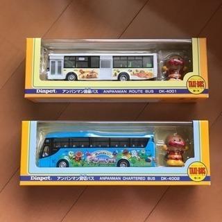 アンパンマン 貸切バス、路線バス