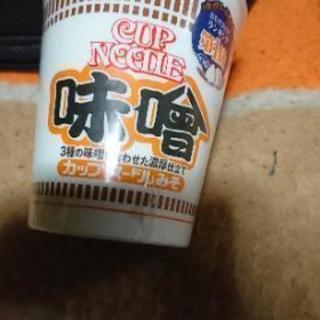 日清カップヌードル味噌☆販売休止商品☆2個