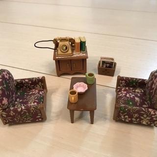 シルバニアファミリー 家具