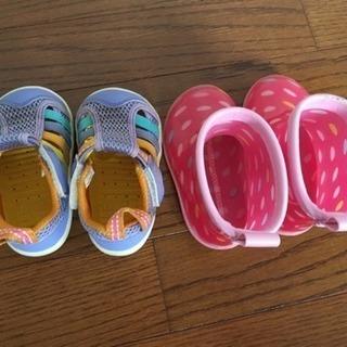 ベビー スニーカー 長靴 13.0センチ