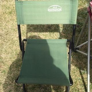 キャンプ用折りたたみ椅子