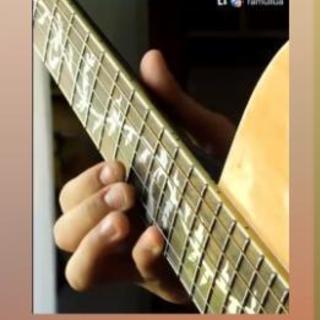 ギターや音楽理論、作詞作曲を指導いたします