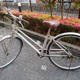 自転車あげます②🚲