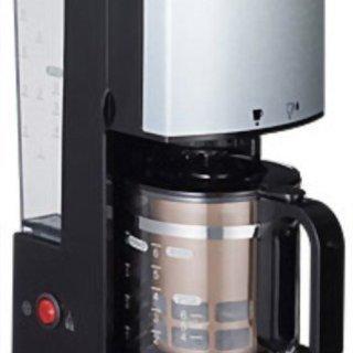 お値下げ TOSHIBA コーヒーメーカー ブラック HCD-6...