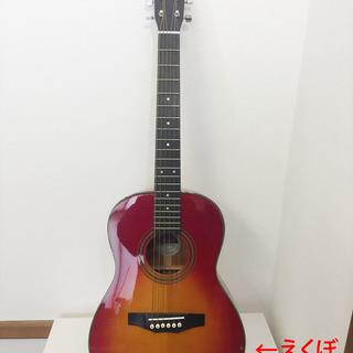 MORRIS Lシリーズ L-A1CS トラベルギター(中古)