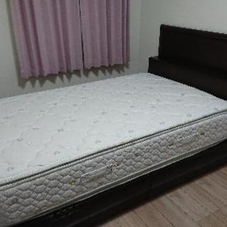 フランスベッド セミダブルベッド