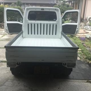✨カスタム✨ サンバートラックTCスーパーチャジャー4WD AT...