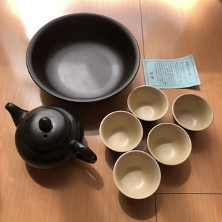 茶器 セット 新品未使用