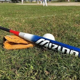 ソフトボールメンバー募集  日曜の有効な使い方として、スポーツはい...