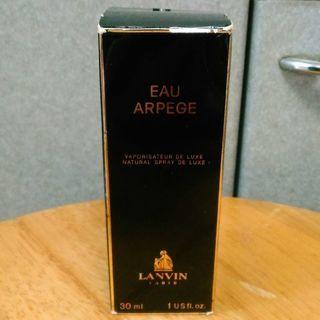 LANVIN ARPEG 世界三大名香水 ランバン アルページュ...