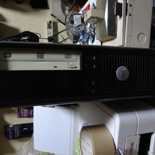 デスクトップパソコン売ります SSD換装済